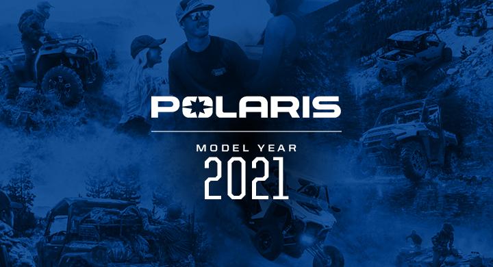 Polaris MY21 ORV Press Kit
